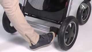 Maxi-Cosi Mura Plus 4 - Видео обзор прогулочной коляски(Видео ролик прогулочной коляски Maxi-Cosi Mura Plus 4. Покупайте оригинальные коляски на сайте http://kidlife.com.ua/maxi-cosi-mura-pl..., 2013-07-15T11:09:12.000Z)
