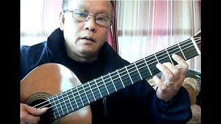 Cánh Thiệp Đầu Xuân (Minh Kỳ & Lê Dinh) - Guitar Cover by Hoàng Bảo Tuấn