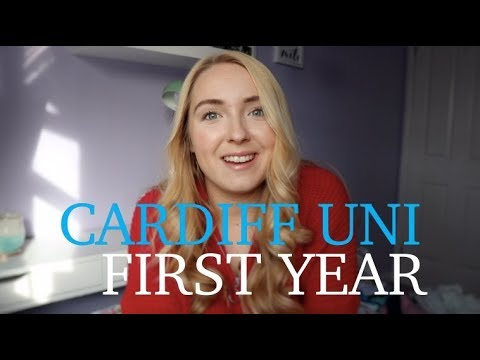 CARDIFF UNIVERSITY FIRST YEAR | Ad