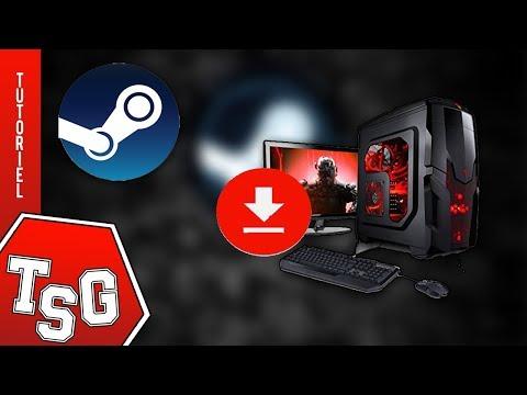 Tutoriel Steam - Comment Télécharger Steam ?