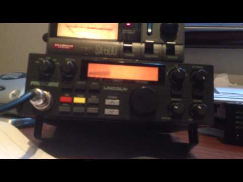 President Lincoln CB Radio