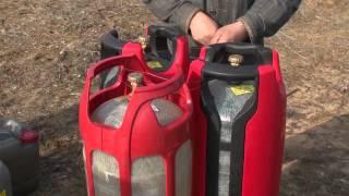 Взрыв газовых баллонов. Безопасные газовые баллоны(, 2012-10-01T10:58:52.000Z)