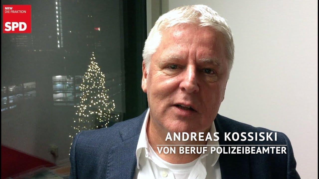 Weihnachtsgrüße Polizei.Andreas Kossiski Weihnachtsgrüße Dank An Polizei Feuerwehr Rettungsdienste