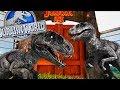 Ark Survival Evolved - Jurassic Evolution INDORAPTOR Containment! (77) - ARK : Annunaki