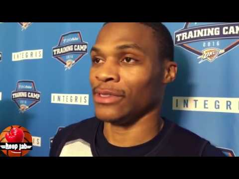 """Russell Westbrook Responds To Recent Kevin Durant Comments. """"That's Cute"""" HoopJab NBA"""
