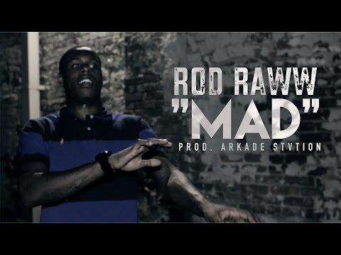 Rod Raww - Mad | Official Video | Shot By. @JayeDuce