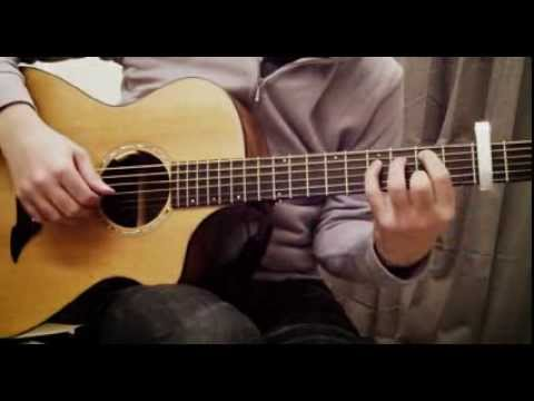 For My Father (Andy Mckee) cover