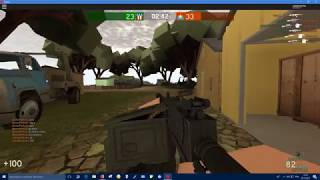 ROBlOX-UNIT 1986-LETS KILL SOME NOOBS (BOSS TIME) (SORRY FOR THE BLUR)