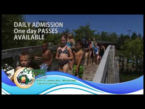 Cypress Cove Family Aquatic Park Television Commercial