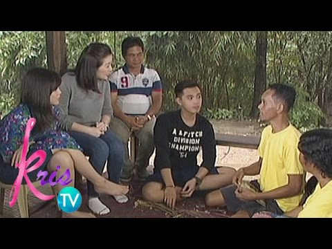 Kris TV: Food in Mindoro