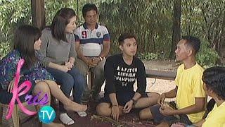 Kris TV: Food in Mindoro