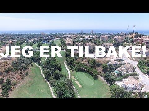JEG ER TILBAKE! - House-tour i Marbella