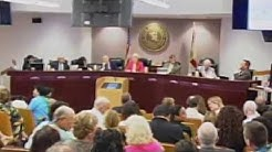 Deerfield Beach Commission Smackdown
