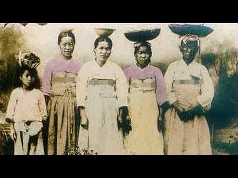 【閲覧注意】女性が〇〇を出す!?50年前に韓国で存在したヤバい風習!