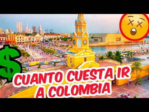 Cuanto Cuesta Viajar A COLOMBIA
