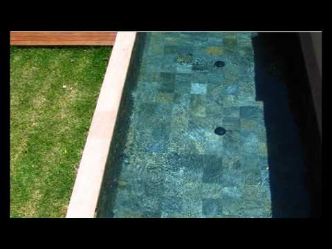 Acabados para piscinas piedra bali sukabumi youtube - Piedras para piscinas ...