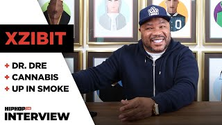 Xzibit Talks Dr. Dre Friendship, Up In Smoke Tour, Success In Cannabis Industry & More