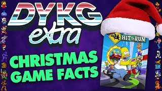 Christmas Games Facts - Did You Know Gaming? Feat. Dazz