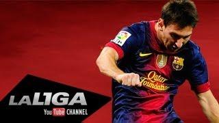 Los diez mejores goles de Lionel Messi con el FC Barcelona
