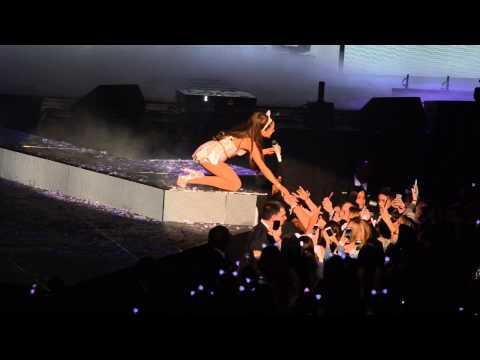 Honeymoon Avenue - Ariana Grande LIVE Honeymoon Tour MSG NY 3/21/15