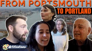 Artifications: From Portsmouth to Portland