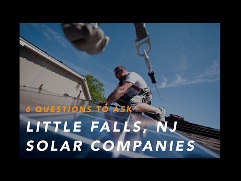 Solar Companies in Little Falls NJ 07424