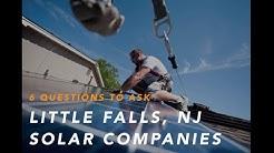 Solar Companies in Little Falls NJ 07424
