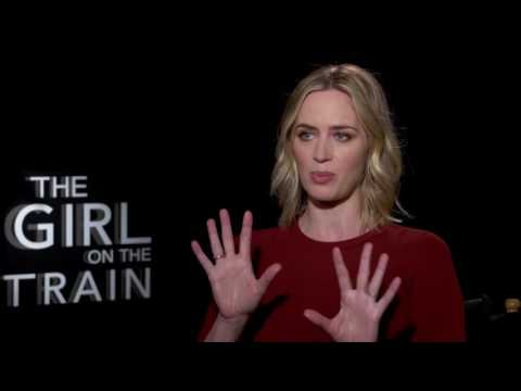 THE GIRL ON THE TRAIN: Backstage with Emily Blunt