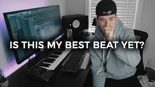 IS THIS MY BEST BEAT YET? | Making beat...