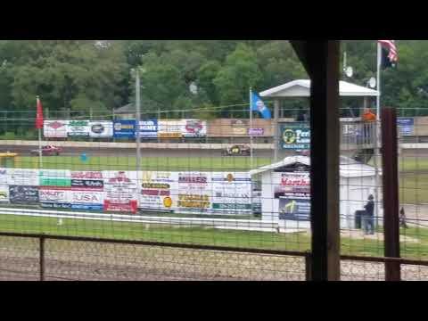 Dustin Virkus @ KRA Speedway- Feature 7.27.17 (ran 8.24.17)