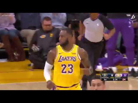 highlights:-lakers-vs.-nuggets-(10/2/18)