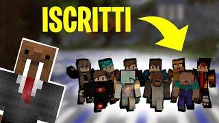 HO INCONTRATO I MIEI ISCRITTI IN QUESTO SERVER !! (mc.NexusCraft.it)