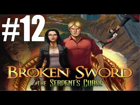 Broken Sword 5 The Serpent's Curse Walkthrough Part 12 Gameplay Lets Play Review