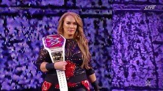 WWE BACKLASH 2018 Nia Jax vs. Alexa Bliss - WWE RAW Women's Championship