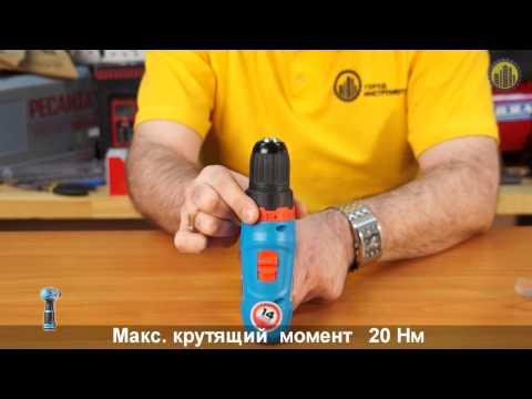 Аккумуляторная дрель-шуруповерт СОЮЗ ДШС 3212Л