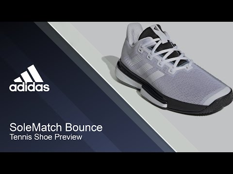 adidas SoleMatch Bounce Shoes Black | adidas US