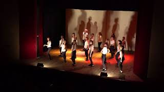 Spectacle Modern'Jazz 2018 / Claudine Benoist - Groupe Blanc 2