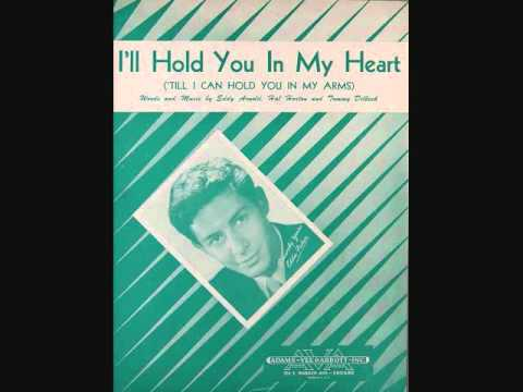 Eddie Fisher I Ll Hold You In My Heart Till I Can Hold You In My Arms 1951 Youtube