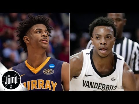Who is the 2019 NBA draft's best passer? Best handler? Best shooter? | The Jump