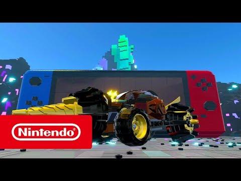 LEGO Worlds - Teaser Trailer (Nintendo Switch)