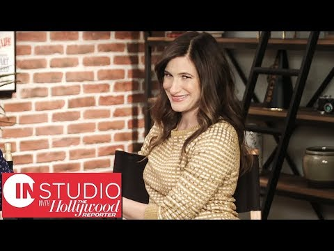In Studio With Kathryn Hahn: Kicking Off The Holidays With 'A Bad Moms Christmas' | THR