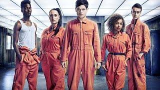 Отбросы сериал 3 сезон 4 серия (720p)