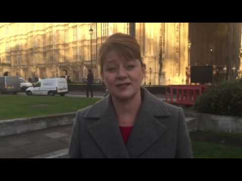 Leanne Wood - reaction to the CSR