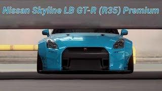 CSR 2   Upgrade and Tune   Nissan Skyline LB GT-R (R35) Premium