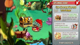 Angry Birds Epic! - Extra - Golden Pig Castle - The Golden Easter Egg Hunt (No Roullete Repeat)