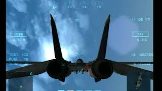 Lethal Skies: Elite Pilot PS2 Gameplay (BigBen)
