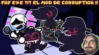 FRIDAY NIGHT FUNKIN EXE ?!? EL MOD CORRUPTION !! - Friday Night Funkin con Pepe el Mago (#20)