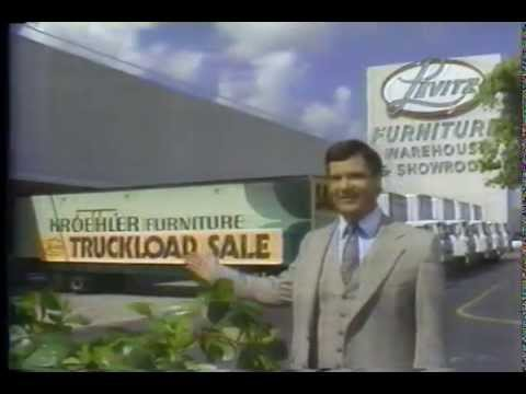 Superieur Levitz Furniture   Giant Truckload Sale (1980)   YouTube