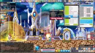 Maplestory Buccaneer 5th job - One billion damage