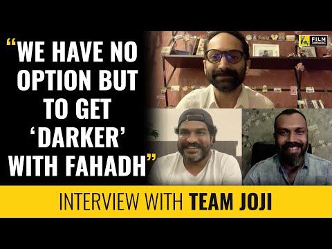 Fahadh Faasil, Dileesh Pothan, Syam Pushkaran Interview with Anupama Chopra   Joji   Film Companion
